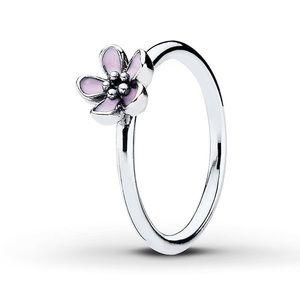 Pandora cherry blossom ring size 7
